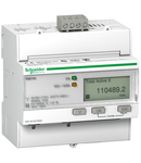 Iem3165 Contor Energie - 63 A - Bacnet - 1 Digital I - 1 Digital O - Multi-Tarif