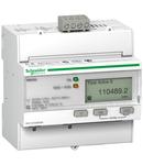 Iem3265 Contor Energie - Ct - Bacnet - 1 Digital I - 1 Digital O - Multi-Tarif