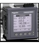 Pm5560 Contor Cu 1Mod2Eth - Pana La 63Th H - 1,1M 4Di/2Do 52Alarme - Incastrat