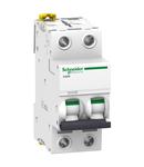 Ic60N - Intreruptor Automat Miniatura - 2P - 0.5A - Curba B