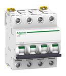 Ic60L - Intreruptor Automat Miniatura - 4P - 1A - Curba K