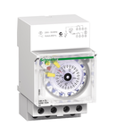 Comutator Temporal Mecanic Ih - Perioada Ciclu 24 Ore Si 7 Zile - 2 Oc