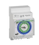 Ih - Temporizator Electromecanic - 1 Canal - 7 Zile - 200 H Memorie