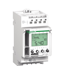 Acti 9 - IHP - 2C digital time switch - 24 hours + 7 days