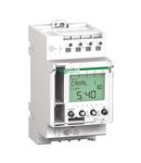 Acti 9 - IHP - 2C comutator de timp digital - 24 ore + 7 zile