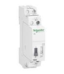 Teleruptor Itl - 1P - 1Nd - 16A - Bobina 110 Vcc - 230 - 240 Vca 50/60Hz