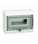Mini-Carcasa Aparenta Kaedra - Ip 65 - 1 X 12 Module - Usa Transparenta