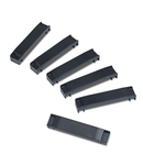 Dispozitiv de fixare cablu pentru organizator de cablu vertical NetShelter SX 750 mm latime (Cant. 6)