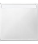 Clapeta Cu Loc Pentru Eticheta, Alb Polar, Artec/Trancent/Antique