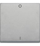 Clapeta Marcata 0/1, Aluminiu, Sistem M