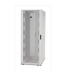 NetShelter SX 42U 800mm Wide x 1070mm Deep Enclosure with Sides Grey RAL7035