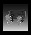 Aplica sau plafoniera Verigo 12 cu 4 becuri -Brilux