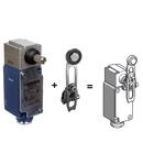 Comutator De Capat Xc2-J - Levier Cu Rola - 1 C/O