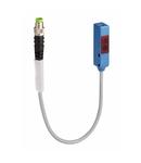 Senzor foto-elec. - XUY 989 - polariz - Sn 1m - 12 - 24VDC - M8