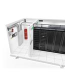 Modul IT prefabricat multifunctional 90 kW, 400 V/50 Hz, cu distributie prin magistrala