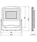 Proiector-SL 100W SMD 3000K