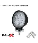 Proiector GALAXY WL 027S 27W 12/24V 6000K