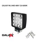 Proiector GALAXY WL 048S 48W 12/24V 6000K