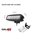 Proiector GALAXY MINI 18W 12/24V 6000K