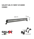 Proiector bara LED GALAXY LBL CS 180W 12/24V 6000K