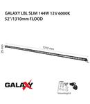 Proiector bara LED GALAXY LBL SLIM 144W 12/24V 6000K