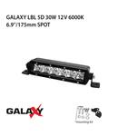 Proiector bara LED GALAXY LBL 5D 30W 12/24V 6000K