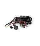 KIT cablu alimentare 2 proiectore LED auto
