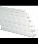 Canal de cablu 80x60 alb -Courbi , Cavi , Kopos ,etc