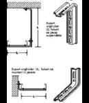 Suport unghiular de sprijin L-150mm