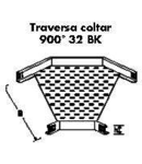 Traversa coltar 90A 150/35