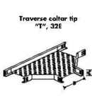 Traversa T 150mm