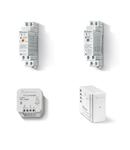 Dimmer (variator de tensiune) - 1 ND (contact normal deschis), Montare in doza, pentru lampile LED, 50 W, 230 V, Standard, C.A. (50/60Hz), Standard, 50 Hz
