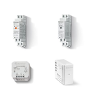 Dimmer (variator de tensiune) - 1 ND (contact normal deschis), Wall mounting residential switch boxes, Bluetooth BLE, 200 W, 230 V, C.A. (50/60Hz), 50/60 Hz, Anthracite