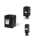 Panel Heaters - Safe touch, vertical position, 120...230 V, C.A. (50/60 Hz)/C.C., 25 W