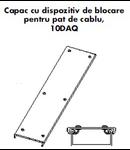 Capac pat metalic cu dispozitiv de blocare 200mm