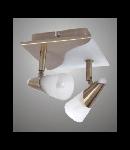 Corp iluminat aplica sau plafoniera Cordia 12 Brilux-satin crom