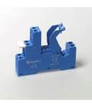 Socluri pentru relee din seria 46 - pentru releele 46.61 - Soclu implantabil (PCB)