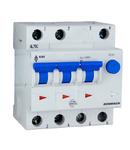 Combined MCB/RCD (RCBO) 10/3/B/01, Type A, 10kA
