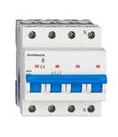 Intreruptor automat AMPARO 10kA, C 13A, 3+N