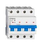 Intreruptor automat modular (MCB) AMPARO 6kA, B 25A, 3P+N