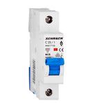 Intreruptor automat modular (MCB) AMPARO 6kA, C 25A, 1-pol