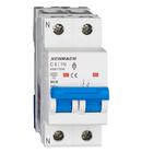 Intreruptor automat modular (MCB) AMPARO 6kA, C 6A, 1P+N