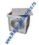 Doza pentru linii electrice ingropate - 200x200