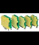 Clema sir 34A  galben verde