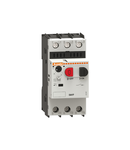 Intrerupator protectie motor, Putere de rupere 100KA AT 400V, 0.4...0.63A