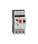 Intrerupator protectie motor, Putere de rupere 100KA AT 400V, 0.63...1A