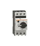 Intrerupator protectie motor TYPE E, Putere de rupere 100KA AT 400V, 0.25...0.4A