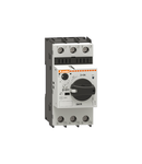 Intrerupator protectie motor TYPE E, Putere de rupere 100KA AT 400V, 4...6.5A