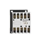 Releu contactor: AC AND DC, BG00 TYPE, DC bobina, 12VDC, 3NO AND 1NC, FASTON TERMINALS
