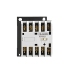 Releu contactor: AC AND DC, BG00 TYPE, DC bobina, 220VDC, 4NO, FASTON TERMINALS